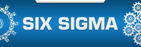Six Sigma Blue Both Side Gears