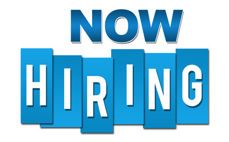 Now Hiring Blue Professional