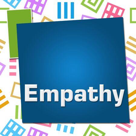 Empathy Colorful Basic Symbol Squares