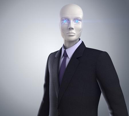 New White Collar Worker
