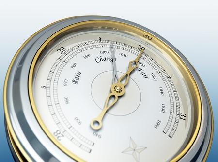 aneroid: Barometer.Fair