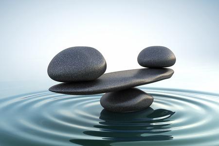 zen like: Zen stones balance