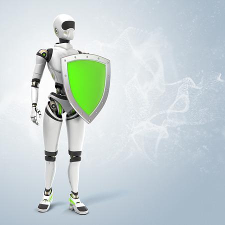 the defender: Digital defender