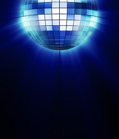 mirrorball: Disco mirrorball