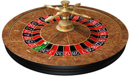 ruleta: Ruleta del casino