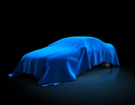New car presentation