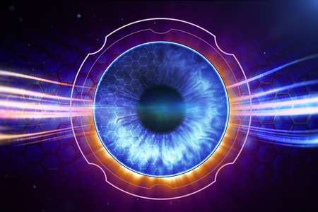 digital eye: Retina Scanner