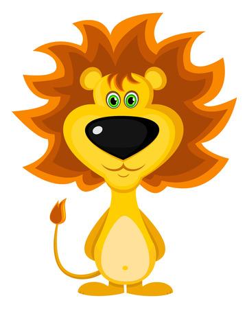 brave: Brave lion