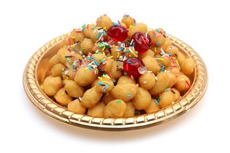 napoletana: struffoli napoletani, un tipico dolce di Natale