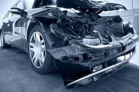 accidente transito: Concepto insurrance, accidente de tr�fico coche
