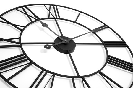 watch or clock isolated on white background Stock Photo - 16983867