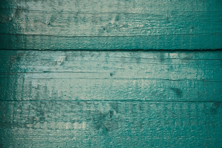 teal wood plank background
