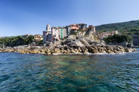 golfo: Tellaro (Lerici), Golfo dei poeti. Italy