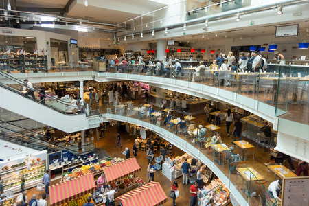 Good Milan Italy June Eataly Opens Gastronomic Megastore In And Plans To Float Shares With Prospekt