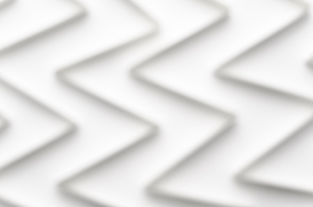 corridors: An image of white paper graphs making corridors on a white background photographed in an off focus style