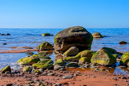 Baltic Sea coast. Kurmrags