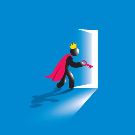 locked: King locked room escape
