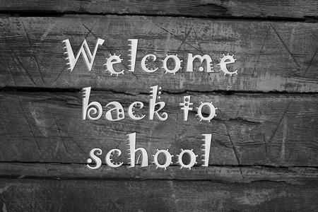 Welcome to school blackboard