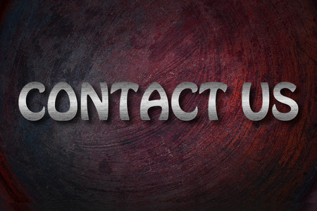 respond: Contact Us Concept
