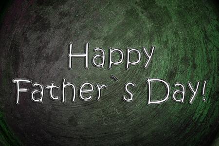 vaderlijk: Gelukkige vaderdag Stockfoto