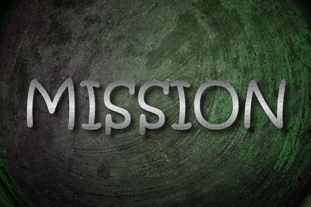 Mission Concept photo