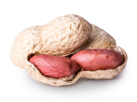 colore: nuts peanuts for a healthy diet
