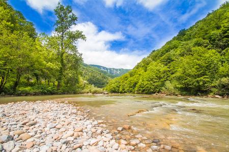 クパ川の風景 ロイヤリティーフ...