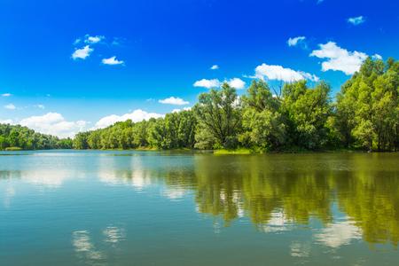 美しい自然パクコパッキリット の スラヴォニア, クロアチア