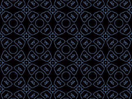 islamic background pattern Foto de archivo