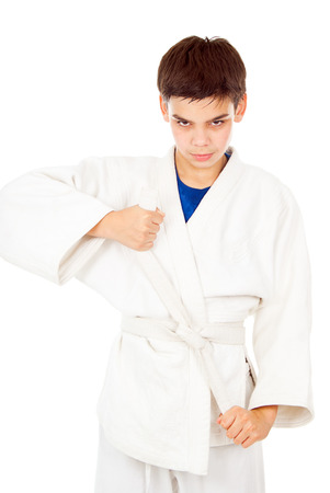 receptions: Taekwondo sports handsome guy Stock Photo