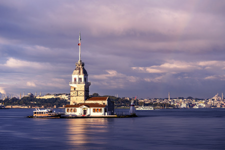 bosporus: maiden tower