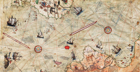 Map of Piri Reis Map