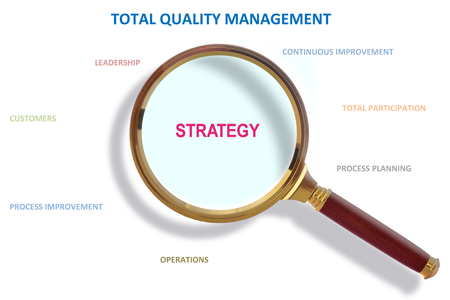 total: Basic Principles of Total Quality Management Methodology and Strategy