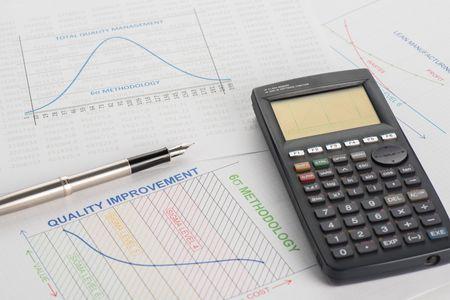 metodo cientifico: Eficiencia de la Gestión de la Calidad se muestra mediante gráficos.