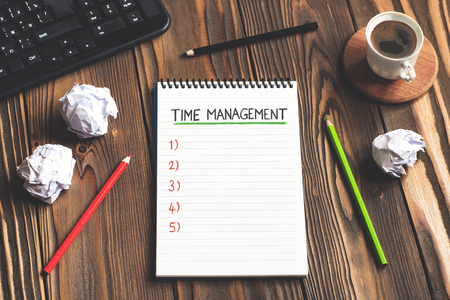 Time Management Concept With To Do List