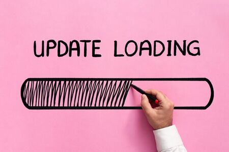 Business Concept for Update Loading