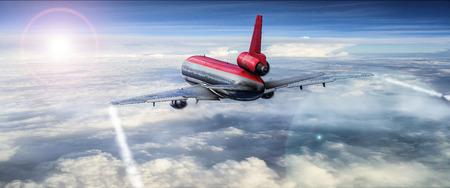 vliegtuig voor commerciële