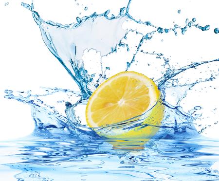 citroen vallen in water