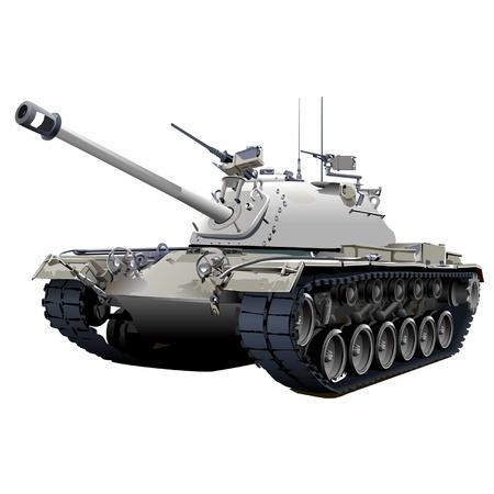 war tank: tanque