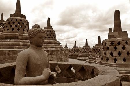 relict: Borobudur temple