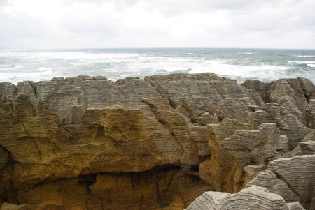 orificio nasal: pancakerocks naturaleza roca travell fondo del paisaje
