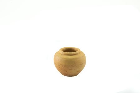earthenware: Earthenware jar for bath