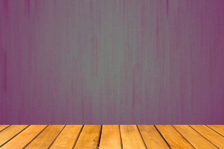 ripple effect: Wooden table with Abstract background - Ripple vertical wave effect Stock Photo