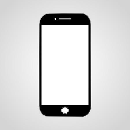 Handphone icon. Vector illustration