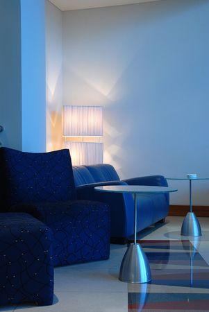 Interior of living room Stock Photo - 523748