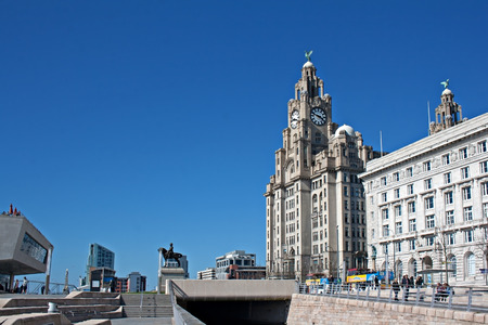 Liverpool status waterfront buildings