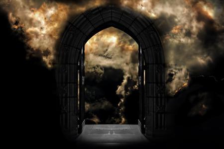 Doorway to Heaven or Hell