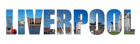 Image of Liverpool inserted into text photo