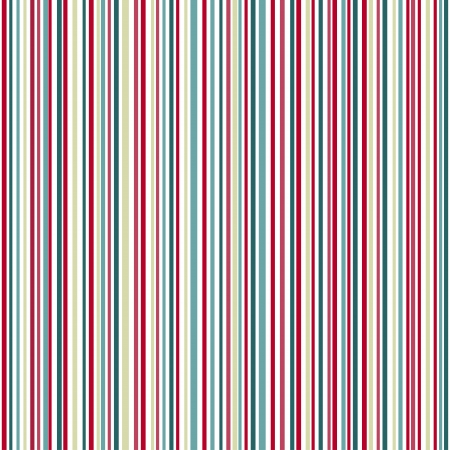 Simple striped seamless pattern, vector illustration