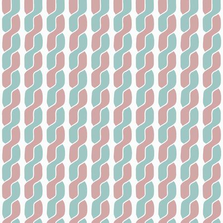 simple retro pattern, vector illustration